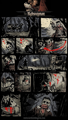 Darkest Dungeon Presents #2 – The Highwayman