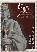 500 AÑOS DE LA MUERTE DE FERNANDO EL CATÓLICO