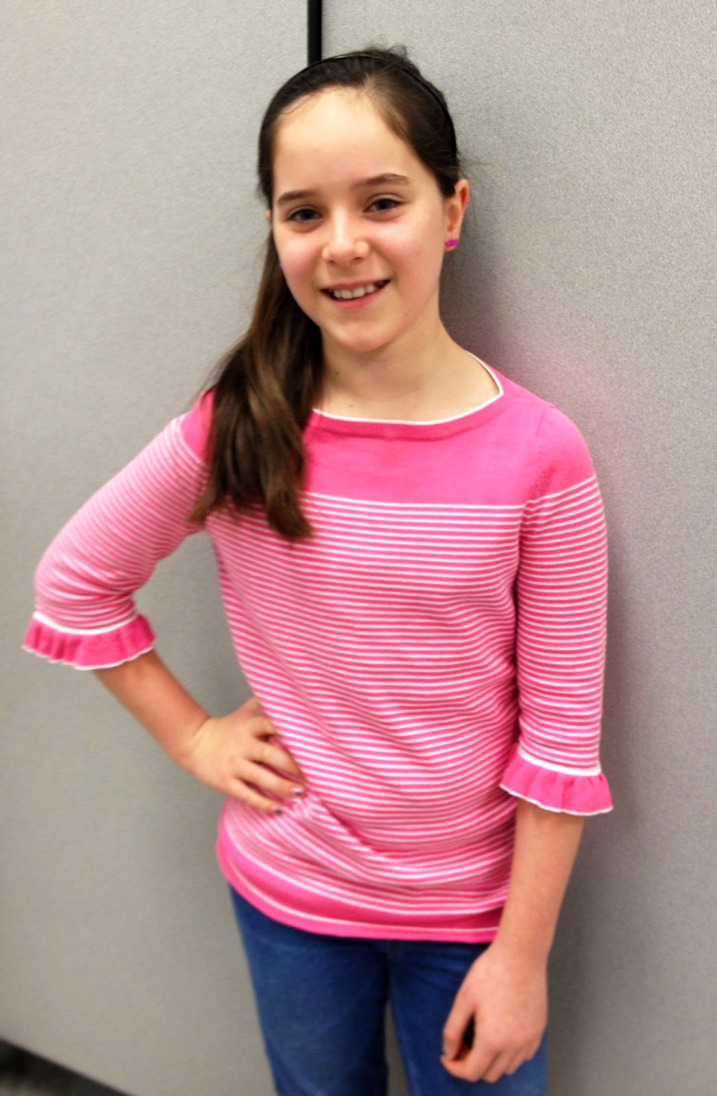 Maryland Pink And Green: Tween Minnie Style
