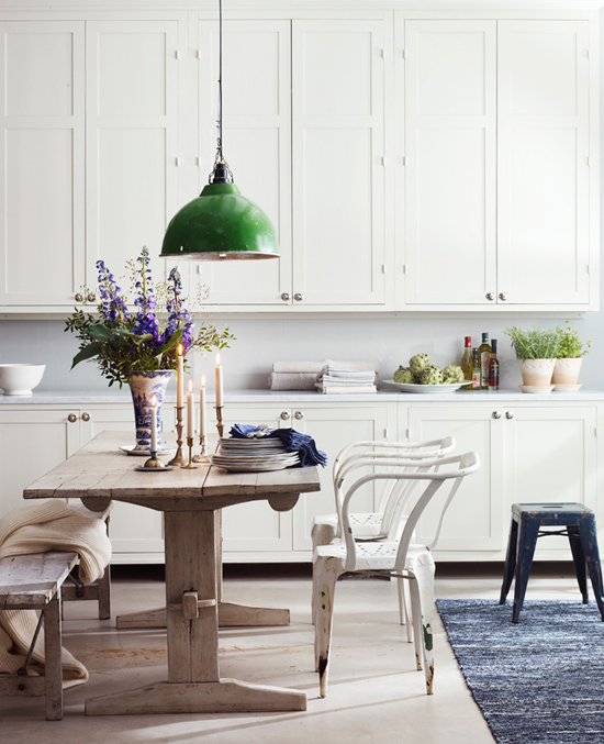 White kitchen design ideas at My Paradissi
