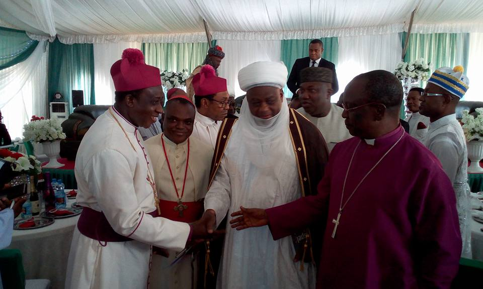 Image result for Christian leaders in sokoto