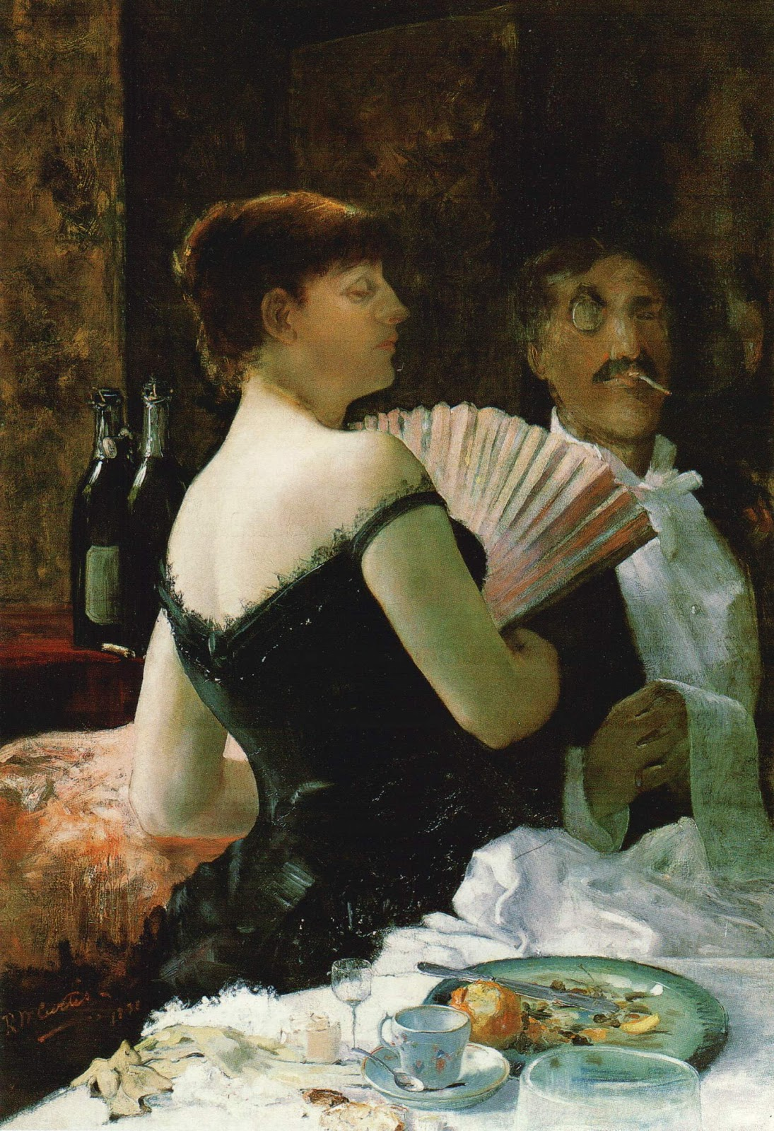 James Abbott McNeill Whistler   Tonalist painter