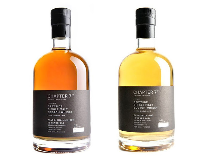 Chapter 7 Allt-a-Bhainne 1995 & Glen Keith 1997
