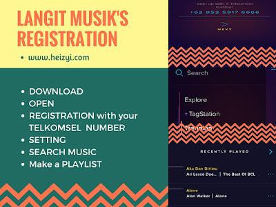 Manfaat dan Kelebihan Aplikasi New Langit Musik 616