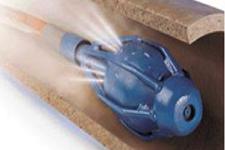 servicio de limpieza industrial mediante agua a presion