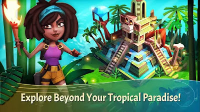 FarmVille: Tropic Escape مهكرة