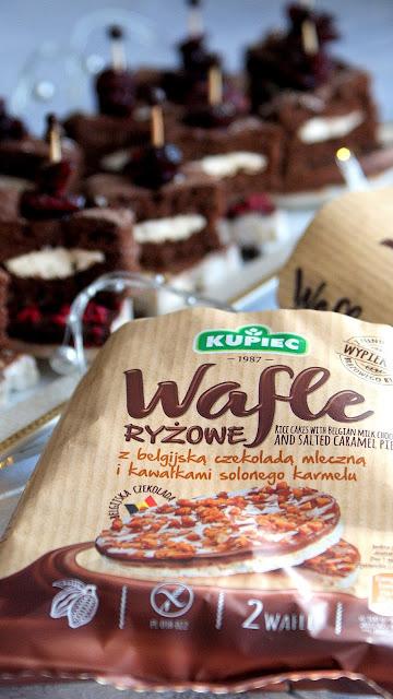 wafle kupiec,wafle w czekoladzie,z kuchni do kuchni,przekąska karnawałowa, przekąska na imprezę, przepisy na domówkę,słodkie przekąski,