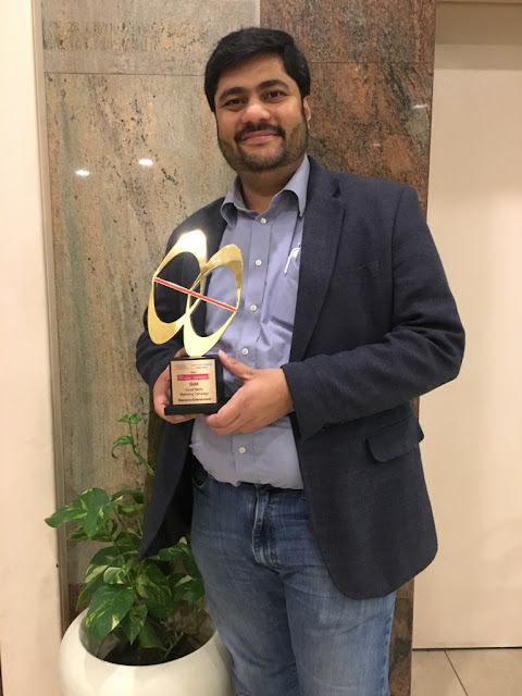 Shemaroo Entertainment wins Gold Award for #FilmigaaneAntakshri in Social Media Marketing Category at IAMAI