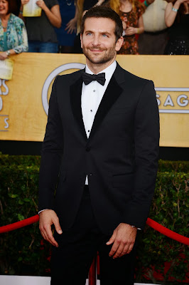 Bradley Cooper Screen Actors Guild Awards 2014