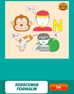 kunci jawaban tebak gambar level 8 no 14