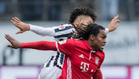 Eintracht Frankfurt vs Bayern Munich 2-2 Video Gol & Highlights