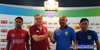 Persib Bandung dan PSM Makassar Sama-Sama Targetkan Menang
