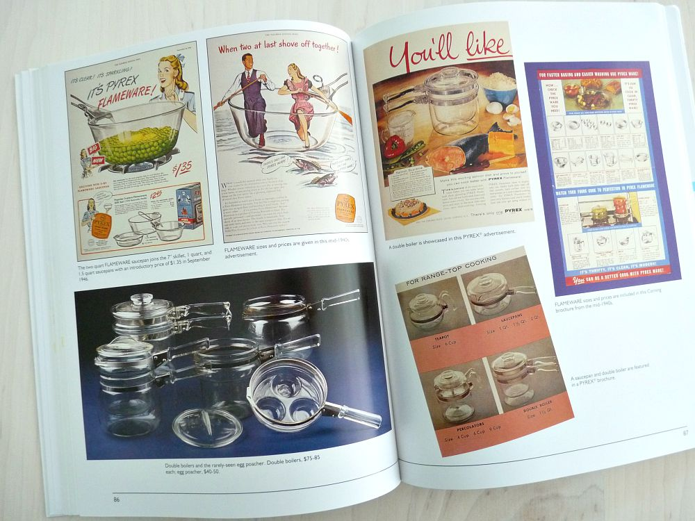 Pyrex: The Unauthorized Collector's Guide, by Barbara Mauzy