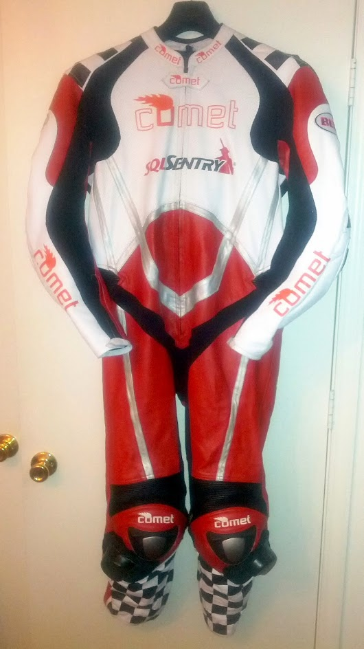 Comet Racing Leathers Apex Pro Kangaroo Suit Review