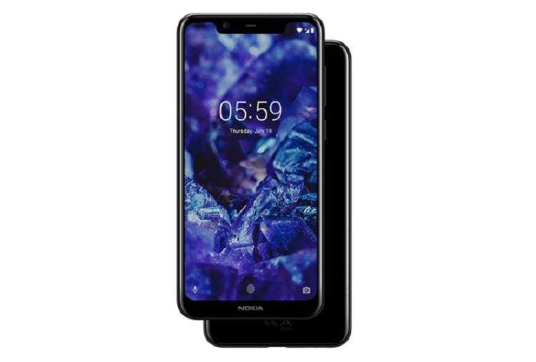 Nokia 5.1 Plus Now Official; Android One, Helio P60, 3GB RAM, and Dual Rear Cameras