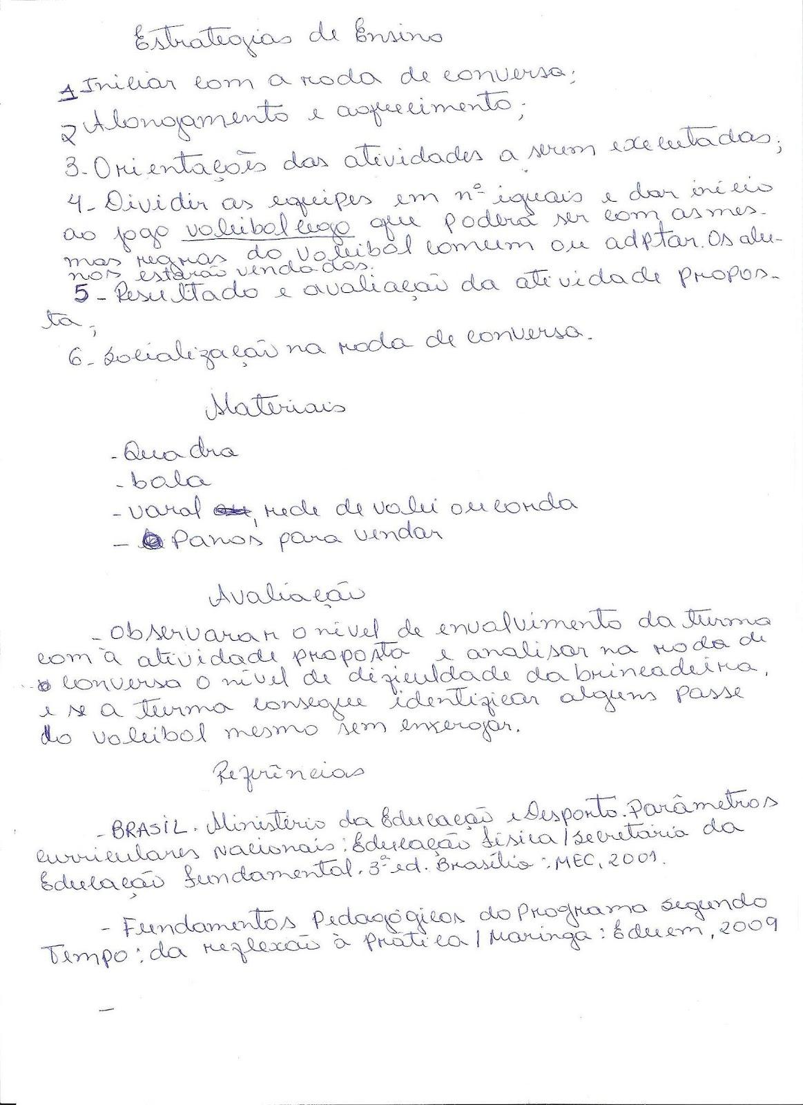 8bdfa7d589 Tag  Plano De Aula Educação Física Ensino Fundamental Futsal