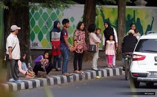 Polisi Antisipasi Kemacetan saat Uji Coba Penghapusan 3 in 1