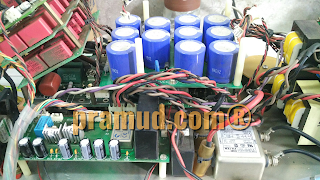 service HF-2500, HF2500, HF2500W, HF 2500 micro power indonesia