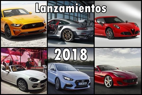 Lanzamientos de autos Argentina 2018