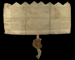 A deed of indenture.