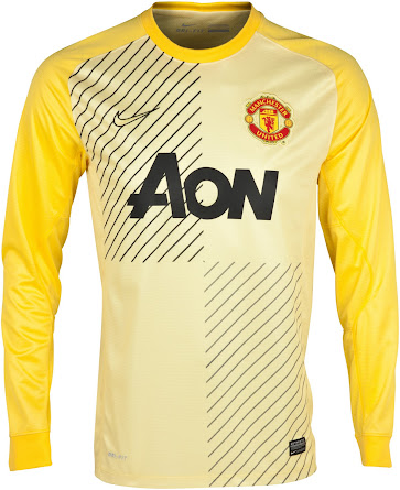 39752418b This is the new Manchester United 2013-14 Goalkeeper Away Kit in the same  design as the GK Home.