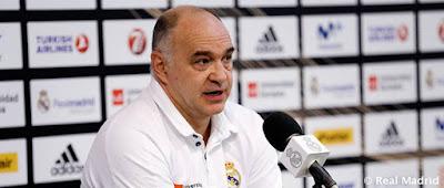 Previa : Maccabi  - Real Madrid :Alto nivel