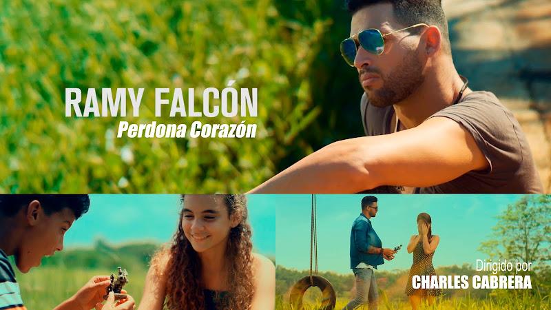 Ramy Falcón - ¨Perdona Corazón¨ - Videoclip - Dirección: Charles Cabrera. Portal del Vídeo Clip Cubano