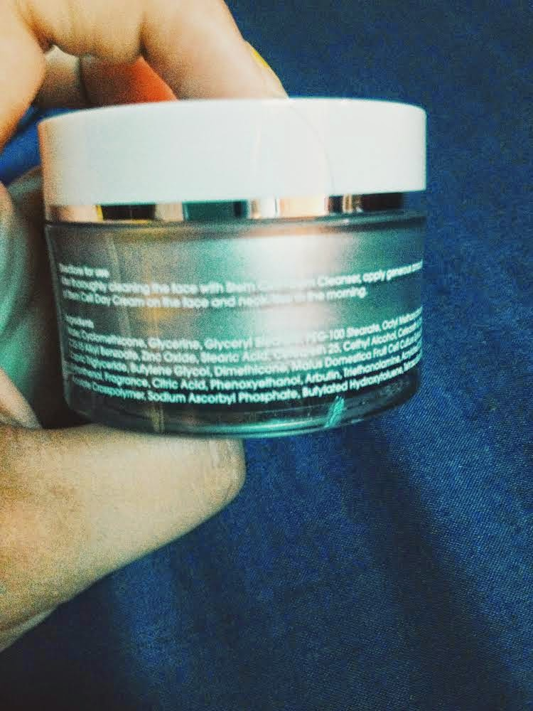 Flawless Stem Cell Day Cream