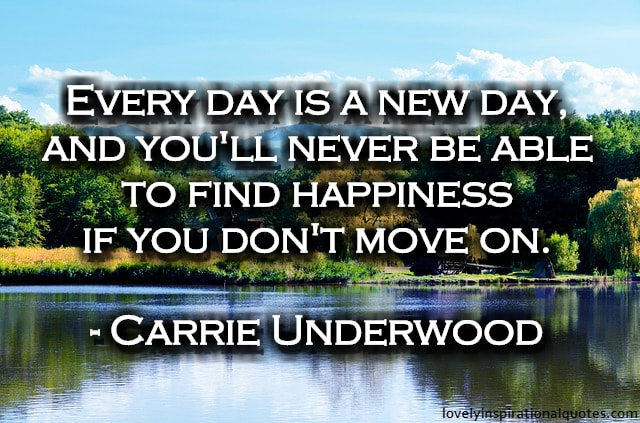 Inspirational Quotes About Change and Moving on