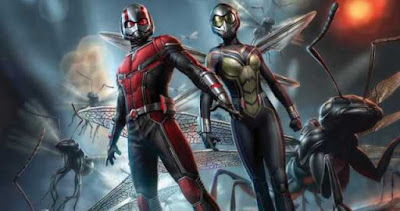 Ant-Man and the Wasp, Penghibur Film Marvel