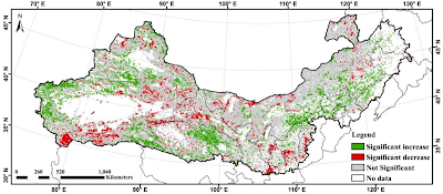 課本外的地理: 三北防護林─30年來的實施成果究竟如何?