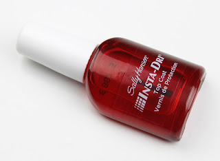 Sally hansen insta-dri quick dry top coat review