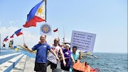 Otso Diretso bets insist that supposed Scarborough trip is not a publicity stunt: 'Ang orig na publicity stunt ay ang jetski ni Duterte'