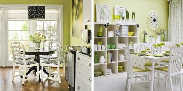 Margarida Ruivo Pinturas Verde Pistachio para interiores