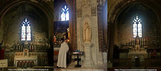 Interior da Igreja de Saint Pierre, Avignon