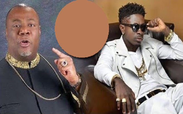 Shatta Wale hails Archbishop Duncan-Williams' influence on his Christian life