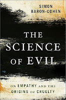 Book Cover of The Science of Evil by Simon Baron-Cohen