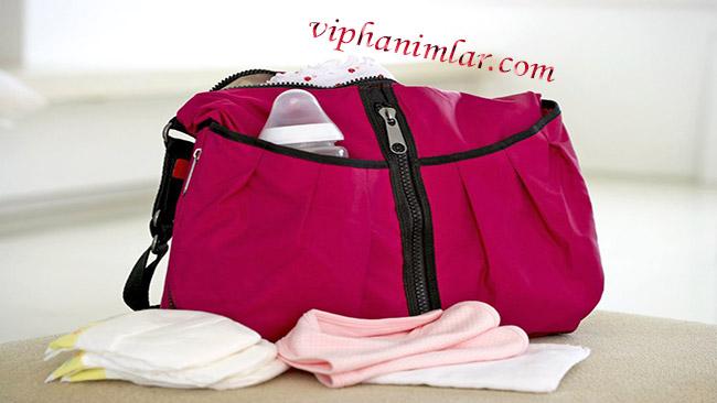 Bebek Çantasında Neler Olmalı - www.viphanimlar.com