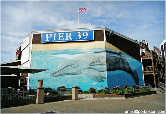 Acuario del Pier 39