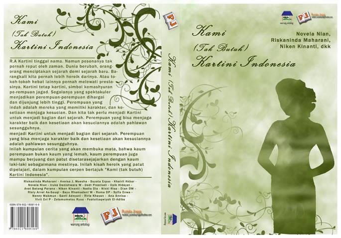 Kami Tak Butuh Kartini Indonesia Antologi Cerpen Coretan Newbie