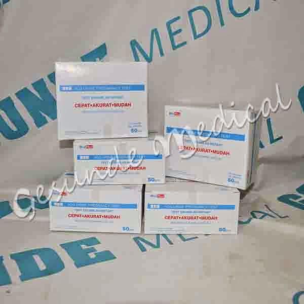 agen alat tes hamil / HCG Urine