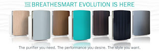 Wide choice of designer panel options/colors for Alen BreatheSmart Customizable Air Purifier