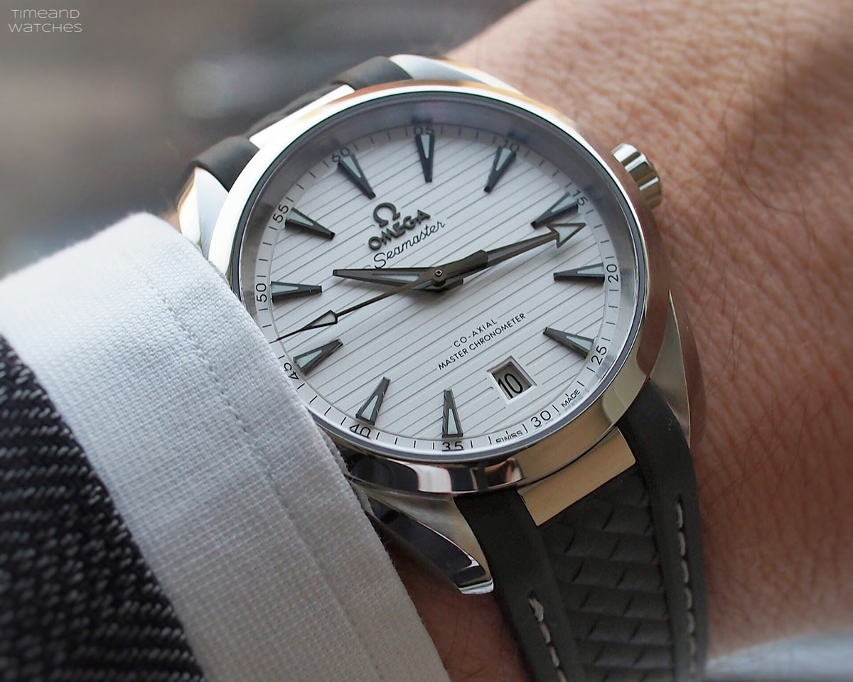 b9c37d6a66e The prices of the new Omega Seamaster Aqua Terra 150M models start at  around Euro 5