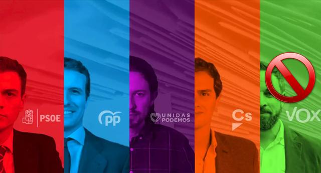 La Junta Electoral impide que Vox participe en el debate de Atresmedia