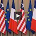 En visite présidentielle en France, George Weah se rappelle de ses débuts à Monaco (Vidéo)