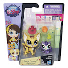 Littlest Pet Shop Pet Pawsabilities Sandy Dooney (#4127) Pet