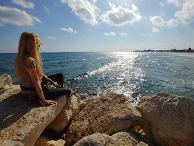 Larnaka zimą styczeń