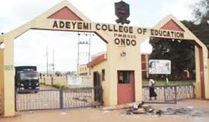 ACEONDO 3rd And 4th NCE Admission List 2018/2019