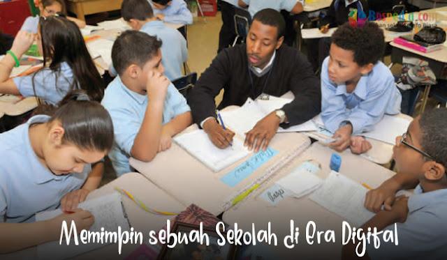 Memimpin sebuah Sekolah di Era Digital