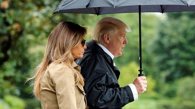 Texas reacciona con optimismo e indiferencia a la segunda visita de Trump